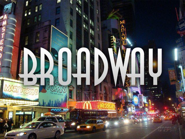 Celebrate Broadway